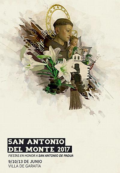 Cover des Programmheftes Fiesta de San Antonio del Monte 2017