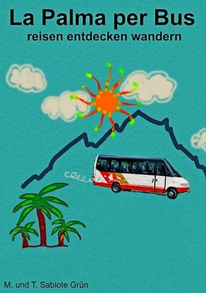 eBock Cover von La Palma per Bus